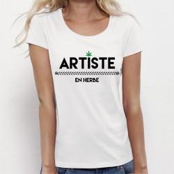 Artiste en Herbe - Tee shirt