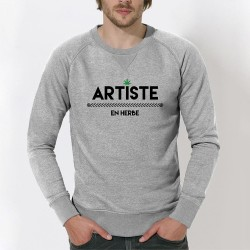ARTISTE EN HERBE SWEAT