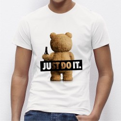 Ted just do it t-shirt