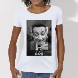 Relax Sarko tee shirt