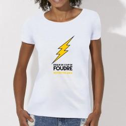 Coup de foudre tshirt original