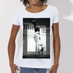 T-shirt Comme l'impression ...