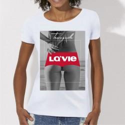 T-shirt femme la'vie