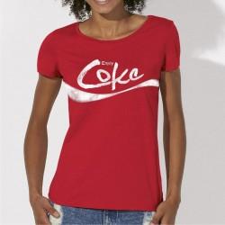 t shirt ENJOY COKE